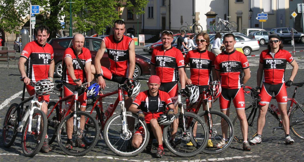 Team bez Tomína, ten maratonil na Gardě