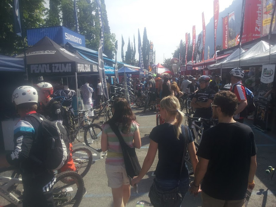 Bike Festival na Gardě