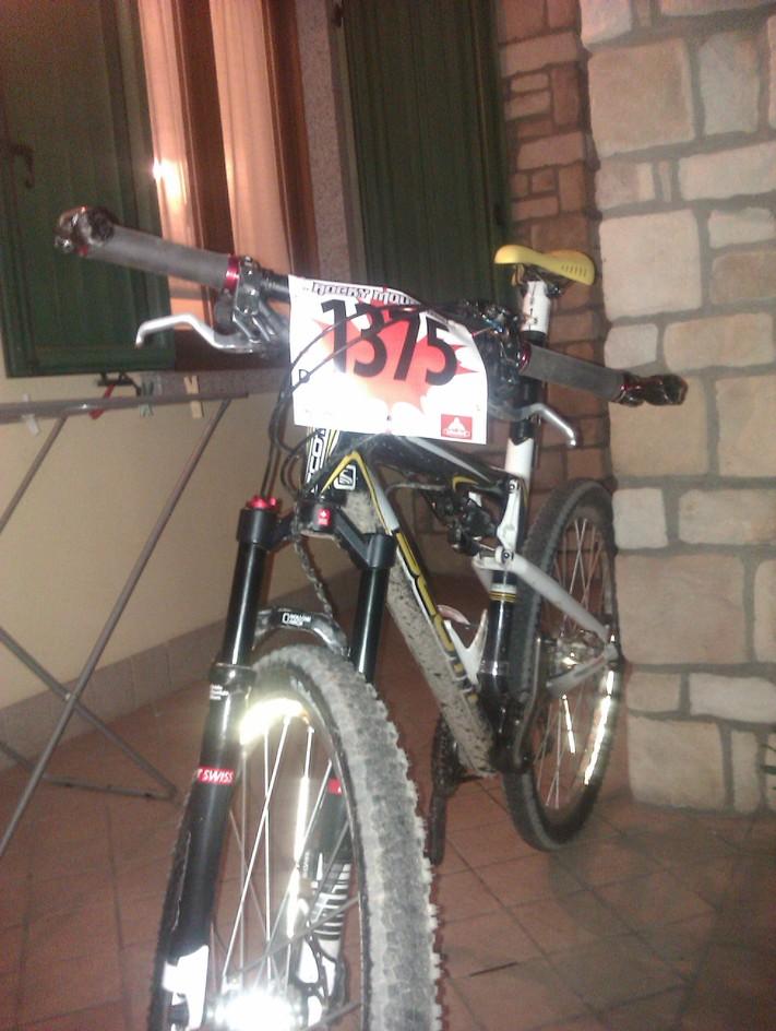 Bike je ready