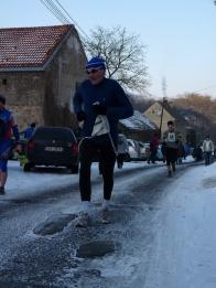 Běh Opárenským údolím 2011